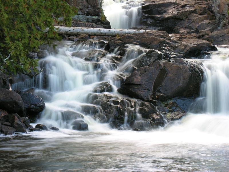 Zenfolio Northwoods Photography Waterfalls Of The